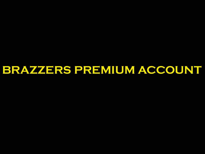 Brazzers Premium Account Username And Password For Access 15 March